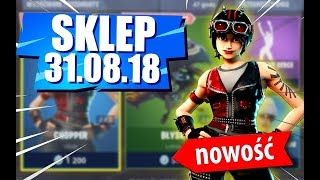 Fortnite 31.08.18 Store | * New skins * Chopper and Twardiv – Daily Item