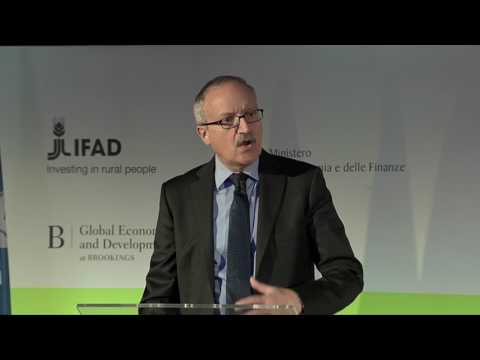 Welcome: Michel Mordasini, Vice President, IFAD