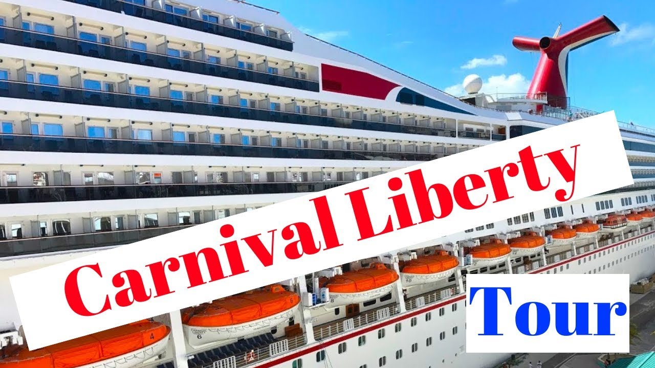 Carnival Halloween Cruise 2019.Carnival Liberty Tour And Review 2018