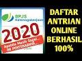 - CARA DAFTAR ANTRIAN ONLINE BPJS KETENAGAKERJAAN 2020 100% BERHASIL
