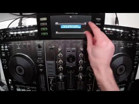 Pioneer DJ XDJ-RX Firmware Update and rekordbox DJ How To (Windows)