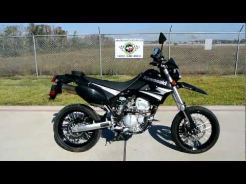 2009 Kawasaki KLX250SF Supermoto Bike