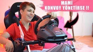 MAMİ KONVOY YÖNETİYOR !! ETS 2