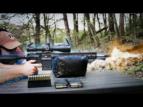 6 Best  308/7 62 Semi-Auto Rifles [2019]: Battle Ready - Pew