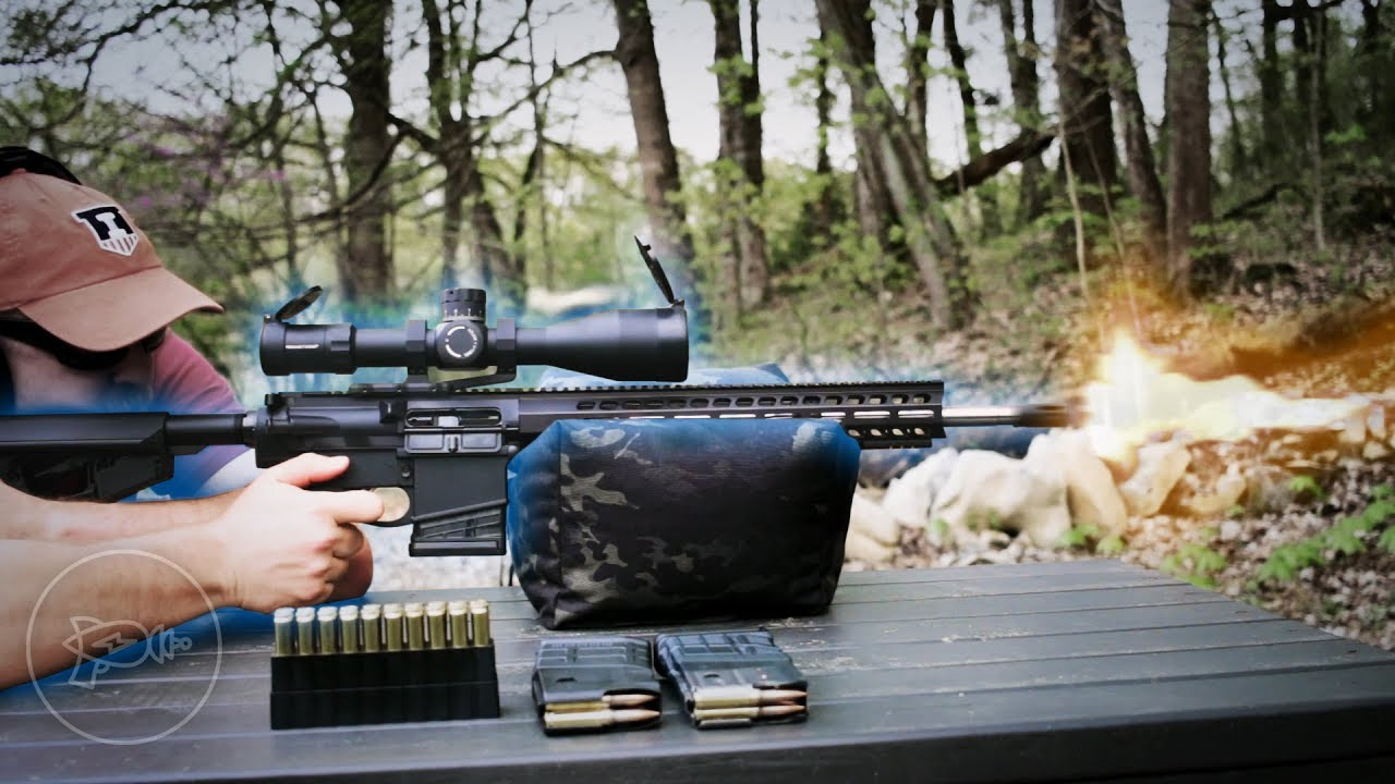 Review] Palmetto State Armory (PSA) AR-10 in  308 - Pew Pew Tactical