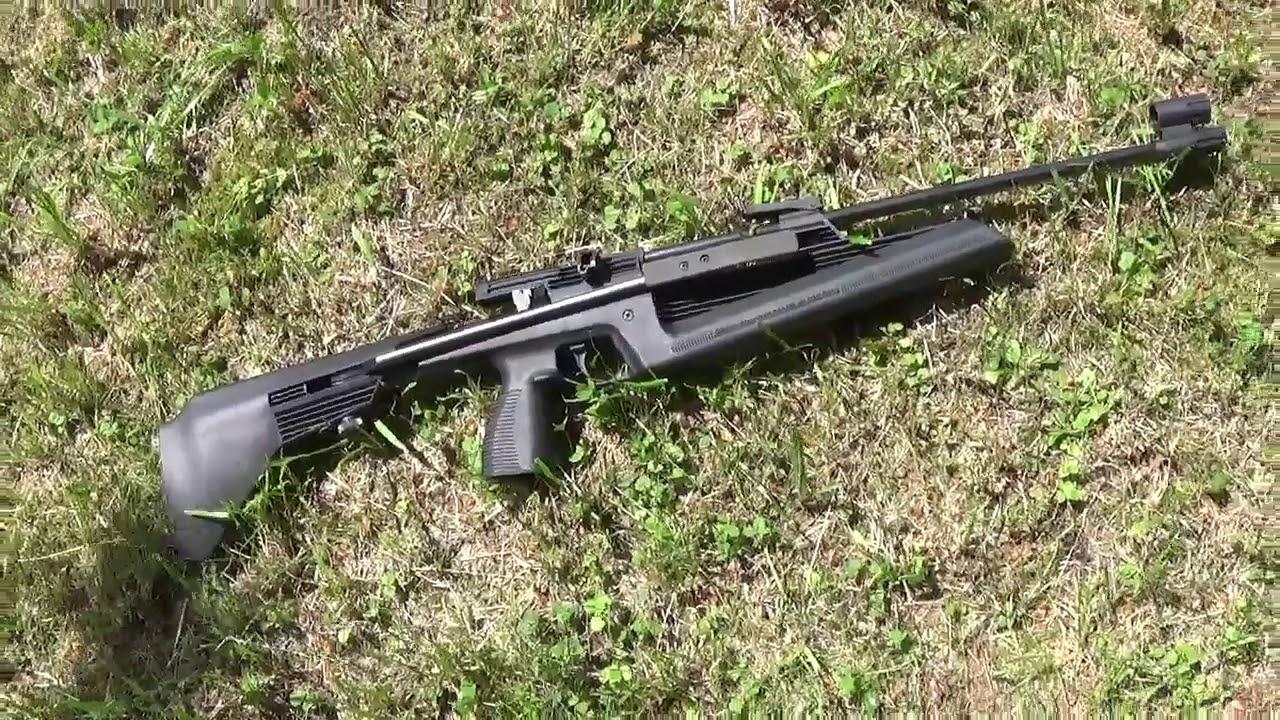 Baikal MP 61 Seitenspanner - shoot + fun / 5 Schuss Magazin Luftgewehr *  4,5 mm