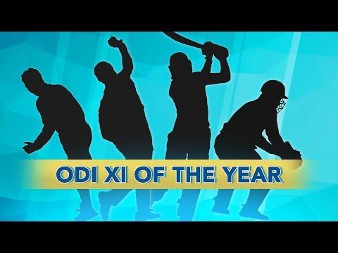 ODI XI of 2018