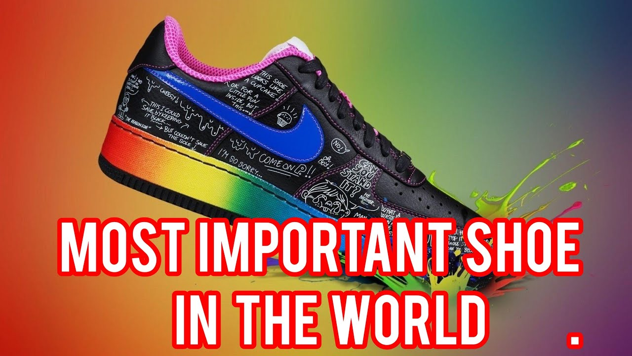 Most Important Shoes In The World  | Ravinder's Fashion