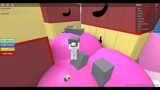 ESCAPING FROM THE BASE OF THE CHICLE MAN AND ITS MINIONS ROBLOX ? JUANSESBA BLACKEN
