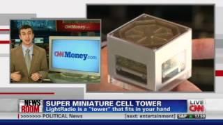CNN: Cell tower in a box
