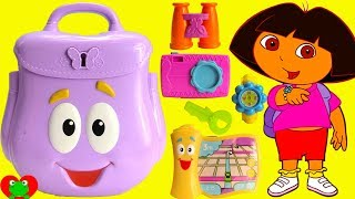 Dora the Explorer Looks for Diego, Shimmer and Shine, LOL Surprise Dolls