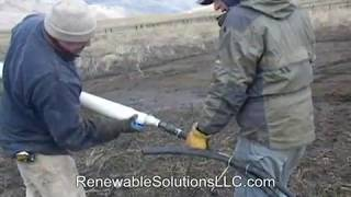 Renewable Energy Solutions Installs Brumby Non-Electric Air Lift Pump