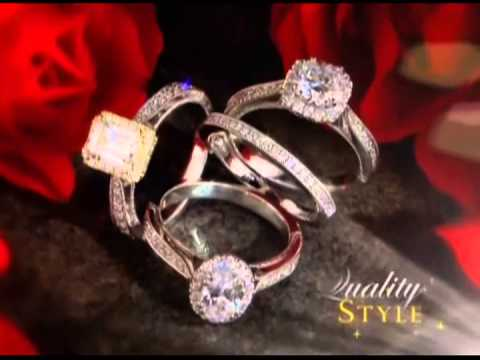 Mincemoyer jewelry 2014 Romance Bridal Collection