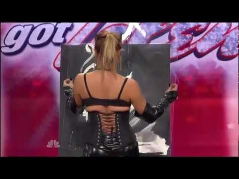 Maricar, 38 ~ America's Got Talent 2010, auditions LA