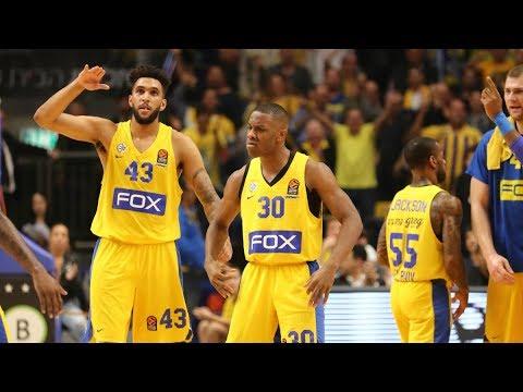 Maccabi FOX Tel Aviv - Fenerbahce recap