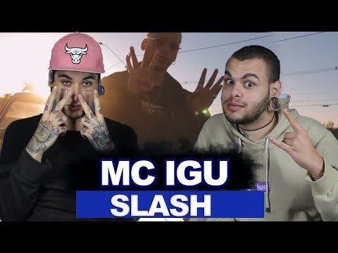 Mc Igu – Slash [DIRECTED BY @RICHFREAK.SHC] | REACT / ANÁLISE VERSATIL ft. Maicon Kuster