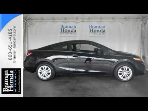 2015 Honda Civic West Palm Beach FL Lake Worth, FL #P14009