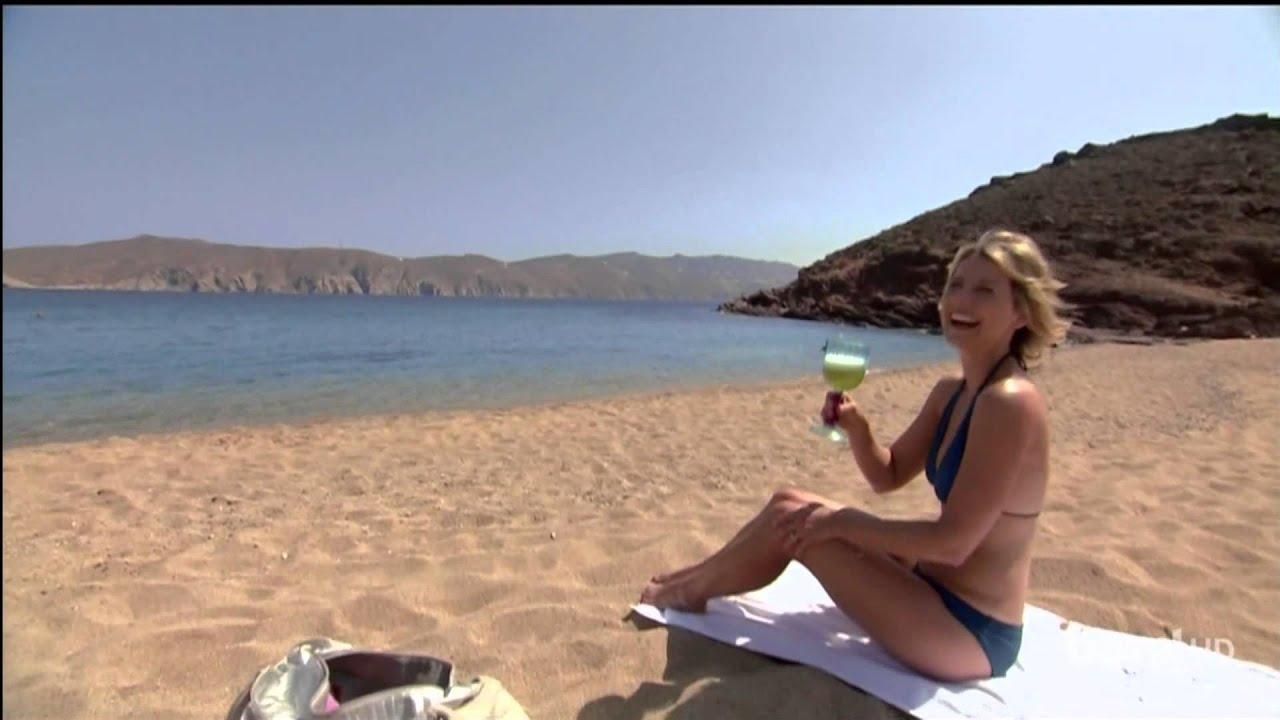 beach Samantha brown nude