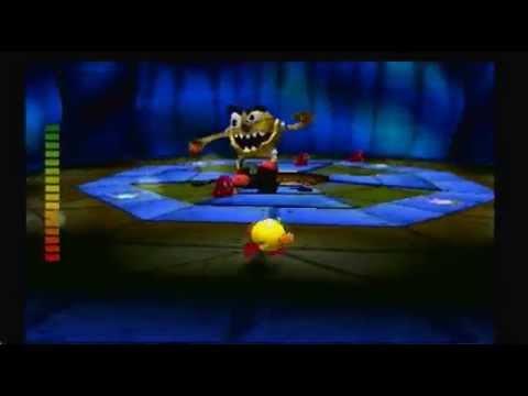 Pac-Man World 100% Walkthrough Part 25 - Quest - Toc-Man's Lair