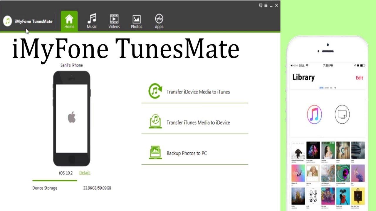 imyfone tunesmate 2.8.3.0 crack