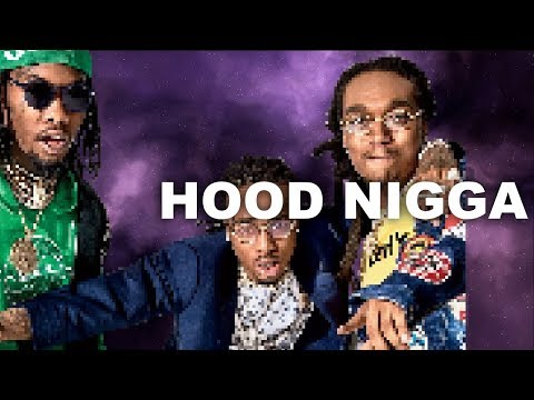 Trap Beat Instrumental   Migos   Zaytoven Type Beat (2018) - Hood N!gga   Co Prod. by  Scott Sauce
