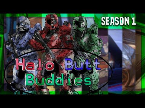 Halo Butt Buddies: Full First Season [Halo 5 Machinima Series]