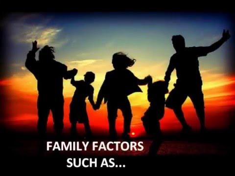 Factors that Lead to Juvenile Delinquency