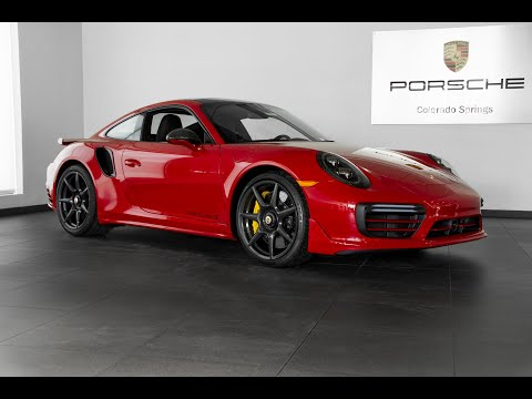The Enthusiast Episode 3 2019 Porsche 911 Turbo S Carmine