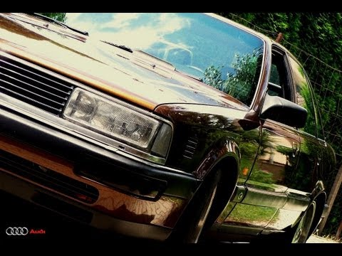 Audi 100 C3 2.2 Turbo - Beauty & Power