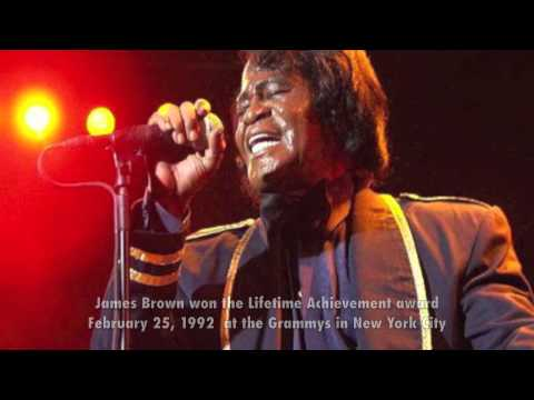 JAMES BROWN WINS LIFETIME ACHIEVEMENT AWARD AT GRAMMYS MICHAEL BOLTON SNAPS ON CRITICS
