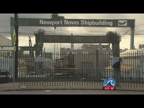 Liz Palka reports on Newport News Shipbuilding safety
