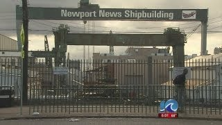 Liz Palka reports on Newport News Shipbuilding safety