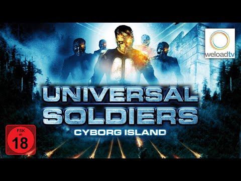 universal soldiers cyborg island ganzer film auf. Black Bedroom Furniture Sets. Home Design Ideas