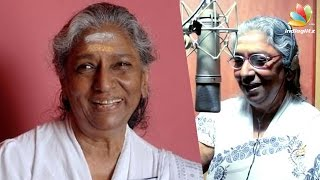 Singer Janaki announces retirement from music | Latest Tamil Cinema Hits