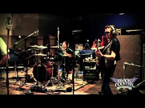 Black Country Communion - Recording in Studio
