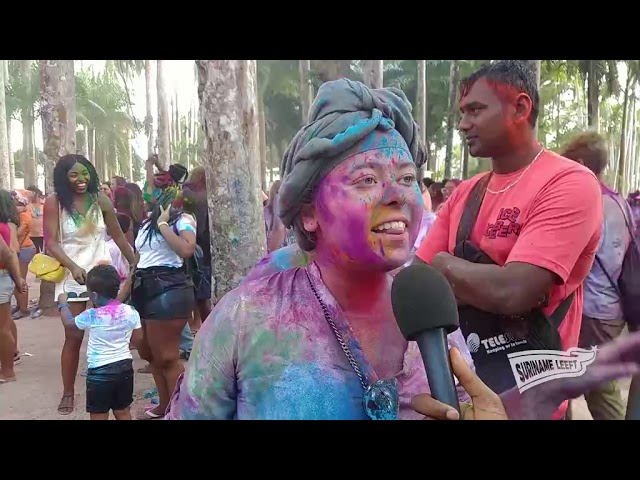Suriname Overzee   'Suriname Leeft' afl. 11   Samen Leven, Samen Vieren