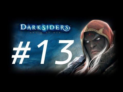 Прохождение Darksiders Wrath of War #13 Железный свод