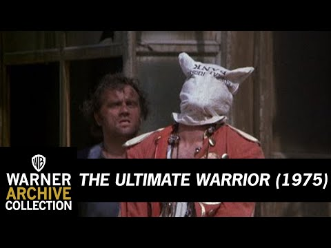 The Ultimate Warrior (1975) – Give Him To The Street People