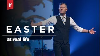 Easter at Real Life - The Same Power (Pastor Justin Miller - Full Worship Experience)