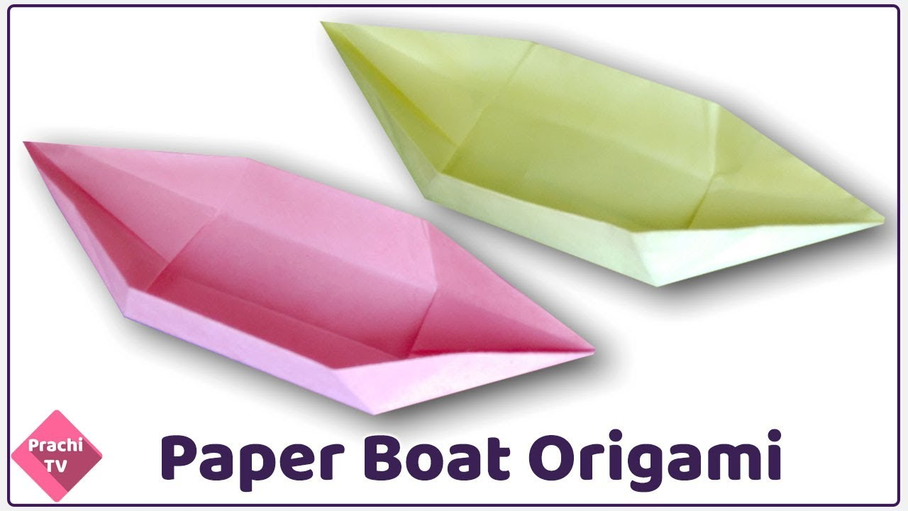 Paper Boats | Make a paper boat, Paper boat, Origami boat instructions | 720x1280