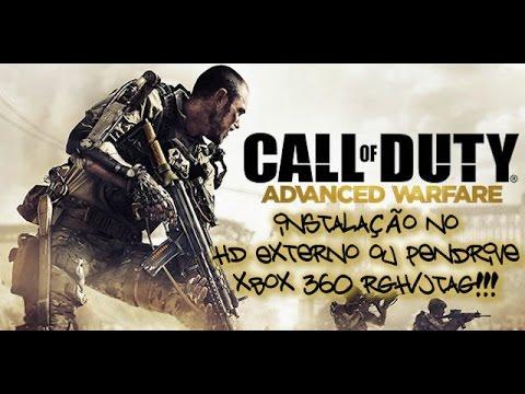 Como instalar call of duty advanced warfare no hd externo for Hd esterno xbox 360