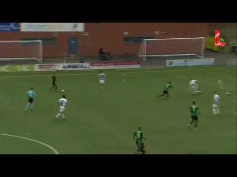Нью-Сейнтс - Европа 1:2 видео