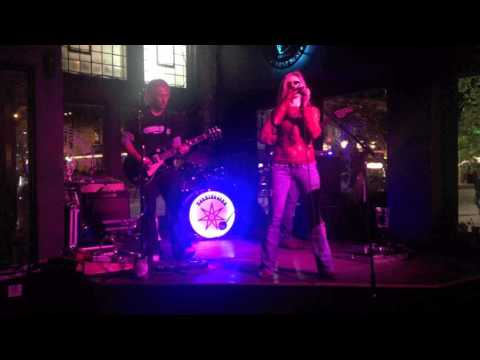 MorningStar Band At The Thirsty Nickel In Austin TX 2 19 16