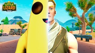 PEELY'S LIFE AS A NOOB!!! - Fortnite Short Films