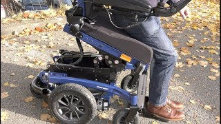 Neu Elektro Steh Rollstuhl Meyra