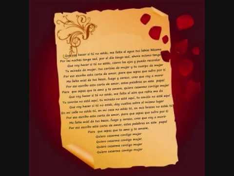 Ideas Para Decorar Una Carta De Amor