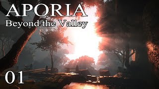 Aporia: Beyond the Valley [001] [Die Wiedergeburt] Let's Play Gameplay Deutsch German thumbnail