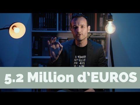 Un braquage à 5 Millions d'Euros ! #TrueStory