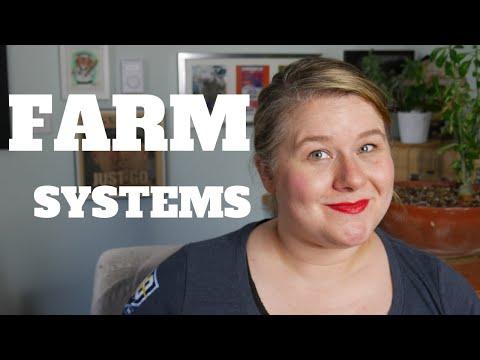FARM SYSTEMS, MINOR LEAGUE BASEBALL - Baseball Basics