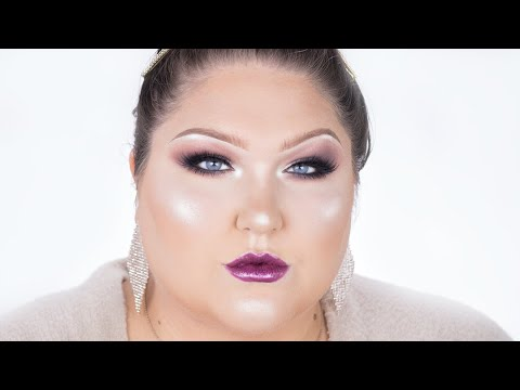 Smokey Eyeshadow Tutorial | Smokey Fall Glam for Beginners | TabMUA thumbnail